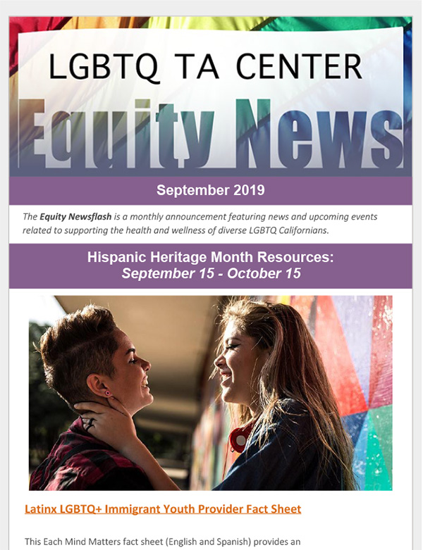 September 2019 Equity News cover page thumbnail